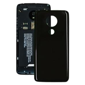 Battery Back Cover for Motorola Moto G7 Power(Black)