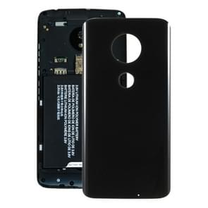 Battery Back Cover for Motorola Moto G7 (Black)