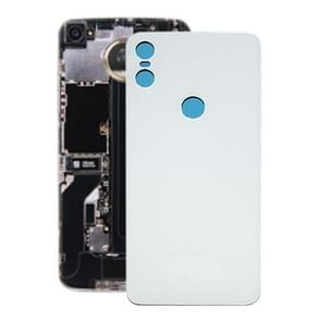 Battery Back Cover for Motorola One (P30 Play) (White)