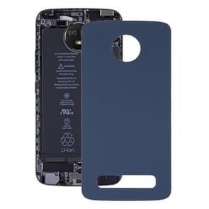 Battery Back Cover for Motorola Moto Z3 Play(Blue)