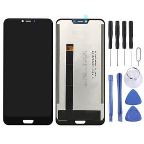 LCD Screen and Digitizer Full Assembly for Blackview BV5500(Black)