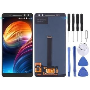 LCD Screen and Digitizer Full Assembly for Blackview Max1(Black)