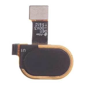 Fingerprint Sensor Flex Cable for Motorola Moto E4 Plus XT1773 (Black)
