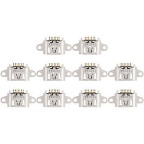 10 stuks opladen Port-Connector voor tegenstander R7 / R7 Plus / A83 / A73 / A79 / A77