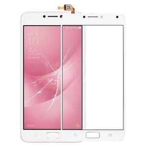 Touch panel voor ASUS Zenfone 4 Max Pro ZC554KL/X00ID (wit)