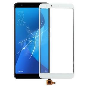 Touch panel voor ASUS Zenfone Max plus (M1) ZB570TL/X018D (wit)
