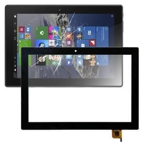 Touch panel voor Lenovo MIIX 310-10ICR/Miix 310 (zwart)