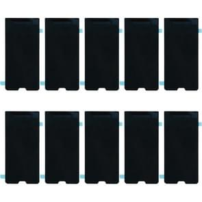 10 PCS LCD Digitizer Back Adhesive Stickers for Huawei P20 Pro