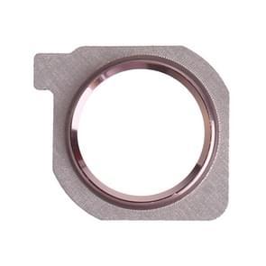 Fingerprint Protector Ring for Huawei P20 Lite / Nova 3e (Pink)