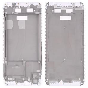 Middle Frame Bezel Plate for Vivo Y85 (White)