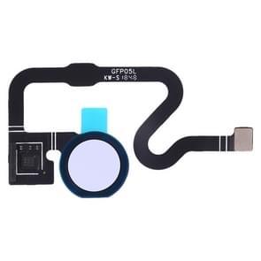 Flex-kabel voor vingerafdruk sensor voor Google pixel 3a (licht paars)