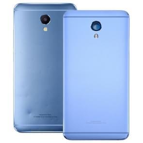 Achtercover voor Meizu M5 Note (blauw)
