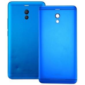 Aluminiumlegering batterij achtercover voor Meizu M6 Note (blauw)