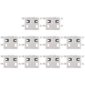 10 stuks opladen Port-Connector voor HTC Desire 626