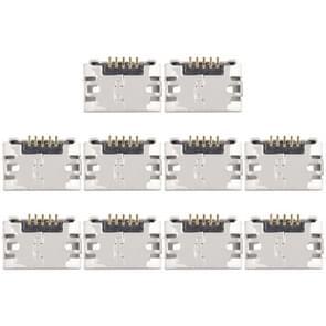 10 stuks opladen Port-Connector voor HTC Desire 728