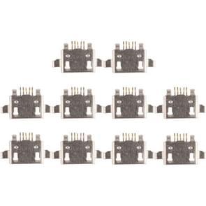 10 stuks opladen Port-Connector voor HTC Desire 816 / Desire 816G / Desire 816H