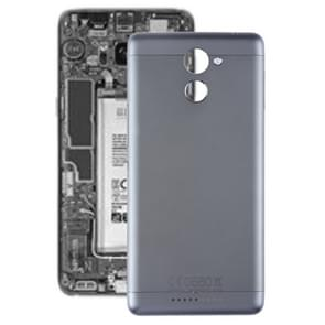 Battery Back Cover with Side Keys for BQ Aquaris U Plus(Grey)