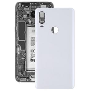 Battery Back Cover for BQ Aquaris X2 Pro(White)