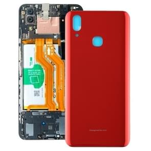 Back Cover with Hole for Vivo X21(Red)