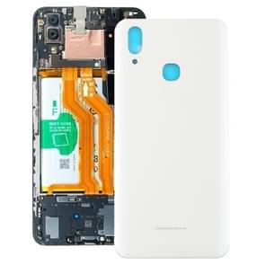 Back Cover with Hole for Vivo X21(White)