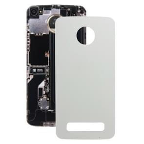 Battery Back Cover for Motorola Moto Z Play XT1635(White)