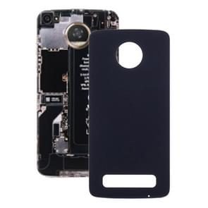 Battery Back Cover for Motorola Moto Z(Black)