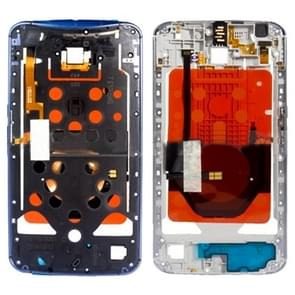 Middle Frame Bezel Plate for Motorola Nexus 6 XT1100(Blue)