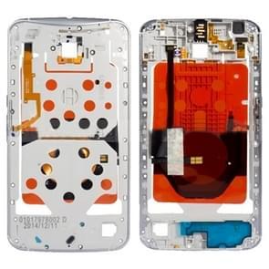 Middle Frame Bezel Plate for Motorola Nexus 6 XT1100(White)
