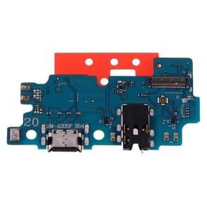 Charging Port Board for Galaxy A20 SM-A205F