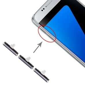 10 Set Side Keys voor Galaxy S7 (Blauw)