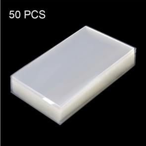 50 PCS OCA Optically Clear Adhesive for Galaxy S IV / i9500