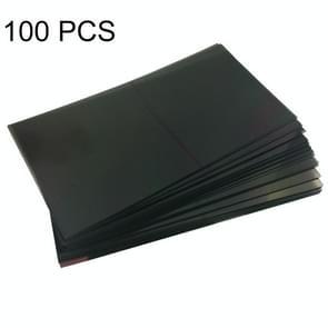 100 stuks LCD Filter polariserende Films voor Galaxy S7 Edge