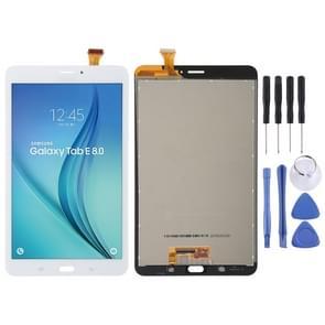 LCD-scherm en Digitizer voor Samsung Galaxy Tab E 8.0 T3777 (3G Version)(White)