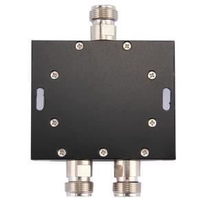 300-500MHz N vrouwelijke Adapter 2-weg Power Splitter