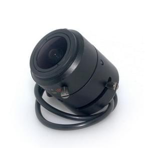 CW2812D. IR-CS 2 8-12 mm 2MP automatische diafragmazoomlens