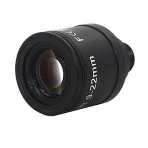 CW-M12VF0922-MP 9-22mm 1.3MP M12/14 Mount Manual Zoom Lens