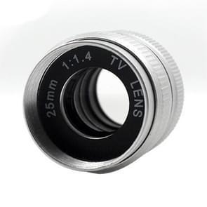 CW-FM2514Y 25mm 1/2 Handmatige diafragma fotografische apparatuur lens