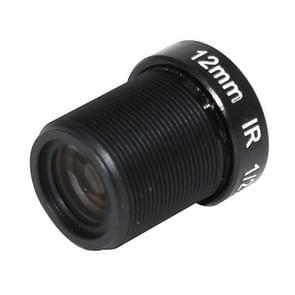 CW-BL1218-5MP-1 12mm 5MP M12 Beveiligingscamera Focus Lens