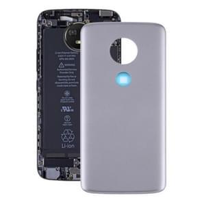 Batterij Back Cover voor Motorola Moto E5 (Grijs)