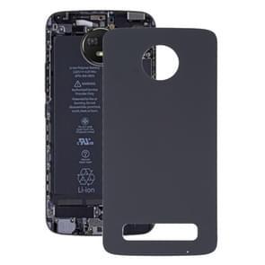 Batterij Back Cover voor Motorola Moto Z3 / XT1929 (Zwart)