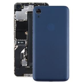 Batterij Back Cover voor Motorola Moto E6 (Blauw)