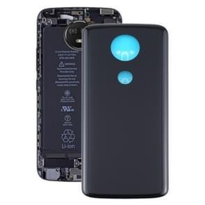 Batterij Back Cover voor Motorola Moto E5 Plus (Zwart)