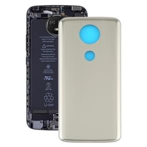 Batterij Back Cover voor Motorola Moto E5 Plus (Goud)