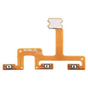 Power Button & Volume Button Flex kabel voor Motorola Moto G8 Plus