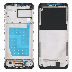 Front Housing LCD Frame Bezel Plate voor Motorola One Fusion