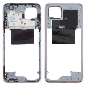 Middle Frame Bezel Plate voor OPPO A92s PDKM00 (Roze)
