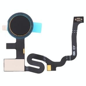 Vingerafdruksensor Flex-kabel voor Google Pixel 4a (zwart)