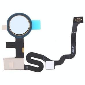 Vingerafdruksensor Flex-kabel voor Google Pixel 4a (Blauw)