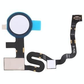 Vingerafdruksensor Flex-kabel voor Google Pixel 4a (wit)