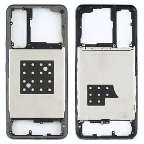Middle Frame Bezel Plate voor Vivo Y73s V2031A(Paars)